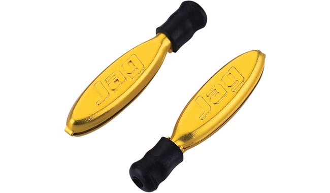 ���������� ���������� ����� JAGWIRE Non-Crimp CHA069 - ����/������. Gold ����. (4��) ����