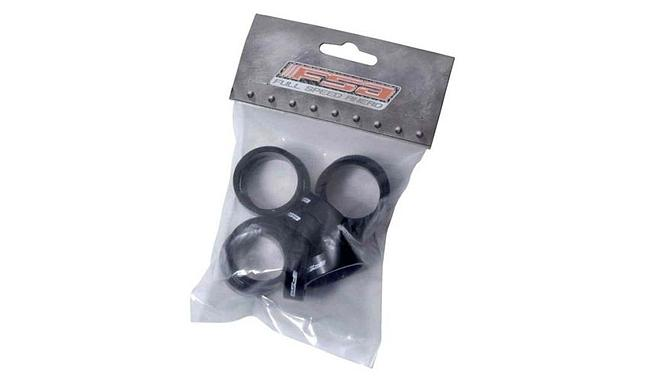 "Кільця Headset Spacer Kit Black  1""x3 мм (10 PCS)"
