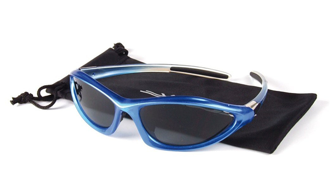 ������� Kapverden Rack blue/kristall Glasses smoke-colo
