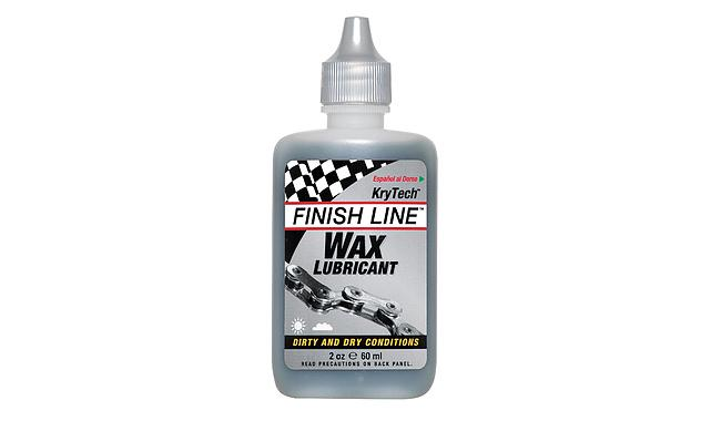 Смазка Finish Line жидкая Wax (Kry Tech)  восковая, 60 мл