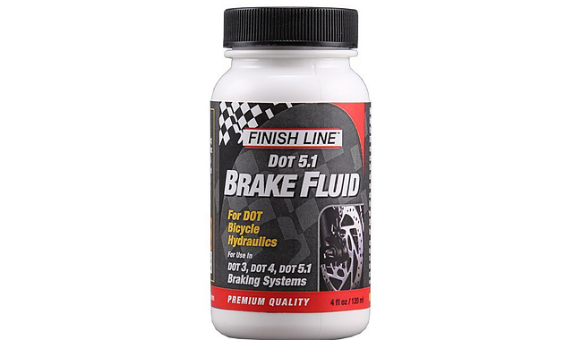 ��������� �������� FINISH LINE Fluid DOT, ����120��