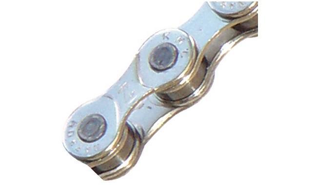 ���������� ���� ���. 116 ��. 1/2x3/32 KMC Z82 silver/brown ����