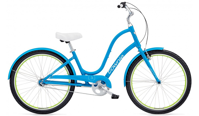 ��������� Electra Townie Original 3i Ladies' Caribbean Blue