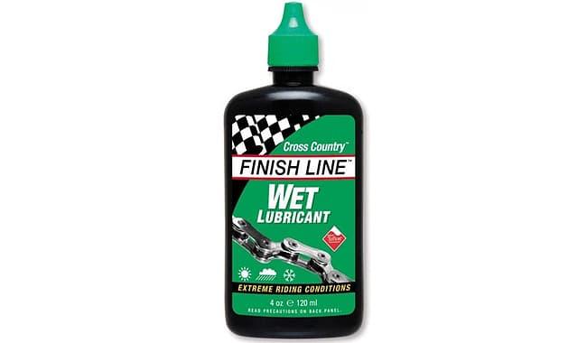 ������ Finish Line ������ Wet Lube (Cross Country) ��� ������� �������� �������, 120ml