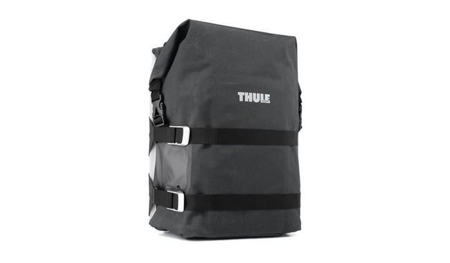 Велосипедный баул Thule Pack'n Pedal Large Adventure Tour Pannier 26 л. непромокаемая черая