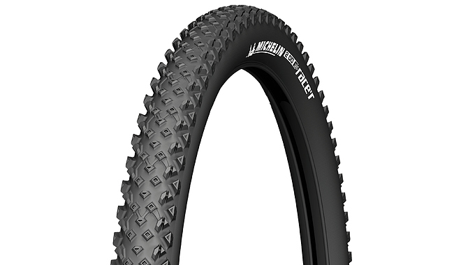 "Покрышка Michelin WILDRACER2 TS 26"" (26X2.00) MTB, черный"