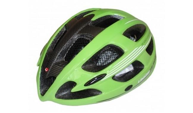 Шлем Limar Carbon ULTRALIGHT GREEN size M (53-56)