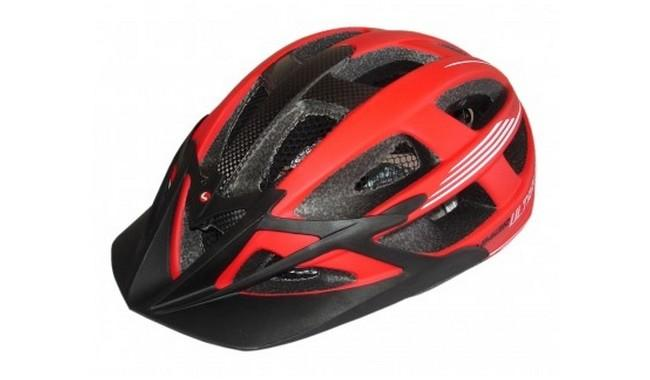 Шлем Limar Carbon ULTRALIGHT MTB MATT RED size L (56-62)
