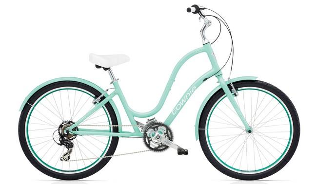 ��������� Electra Townie Original 21D Ladies' Wintermint
