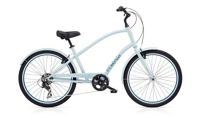 Велосипед Electra Townie Original 7D Men's slate Blue