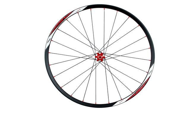 "Formula Light Wheelset Volo XC (RB60RBL900) 26"" REAR QR9 (черный)"