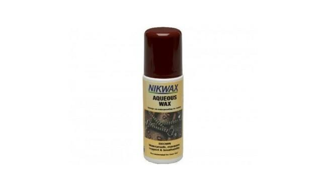 Аксессуары Nikwax waterproofing wax for leather brown 125 мл (nikwax)
