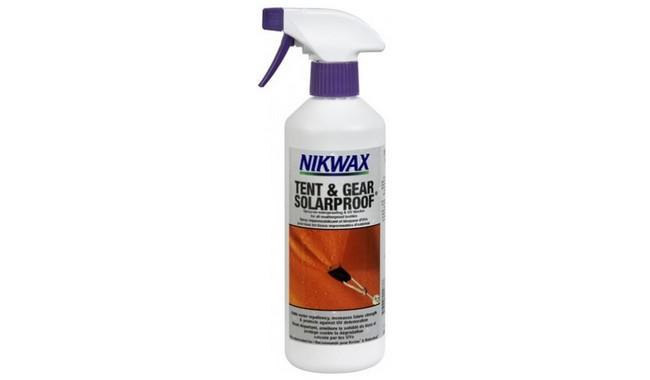Tent & gear Solarproof 500ml спрей (Nikwax)