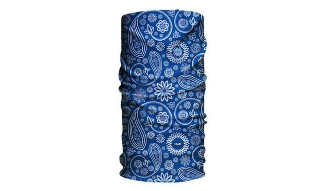 �������� ���� HAD HA110-0256 paisley 2 blue
