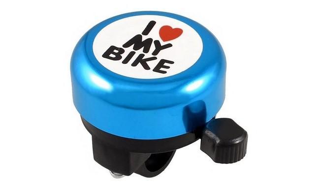 ������ ������������ I love my bike c������� Green Cycle GCB-1051A-BK
