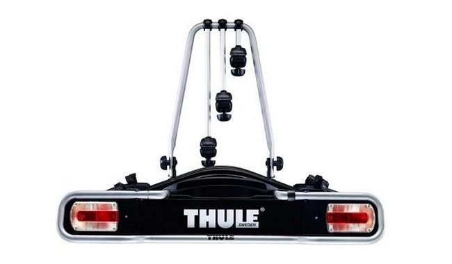 Багажник на фаркоп для 3-х велосипедов Thule EuroRide 943, 7 pin