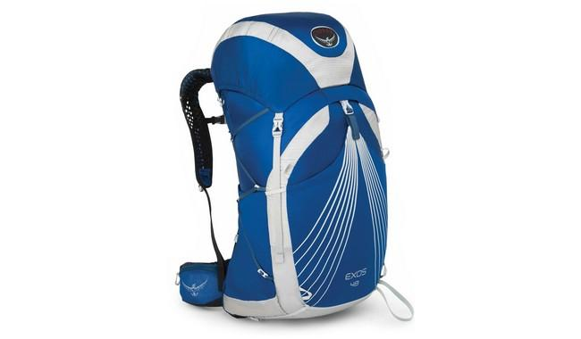 Рюкзак Osprey Exos 48 Pacific Blue синий
