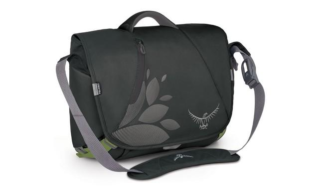 Сумка Osprey Flap Jill Courier Black (чорний) O/S (2012)