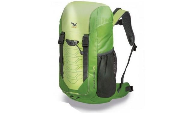 Рюкзак Salewa ASCENT JUNIOR 20 зеленый