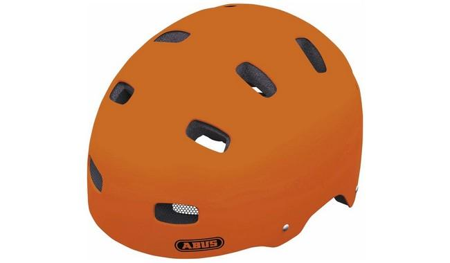 Шлем Abus SCRAPER KID v.2 signal orange S