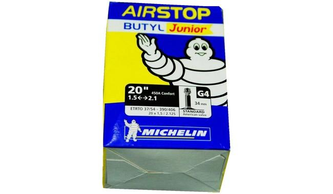 """������ Michelin G4 AIRSTOP, MTB 20"""" (37/54X390/406) ST"""