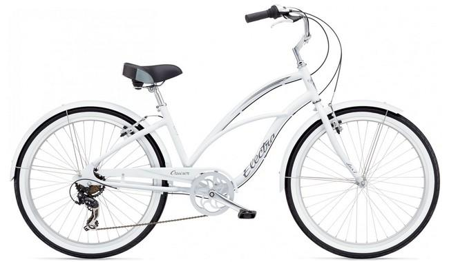 ��������� Electra Cruiser Lux 7D Ladies' White