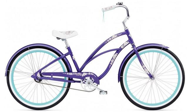 ��������� Electra Hawaii 3i Ladies Purple metallic