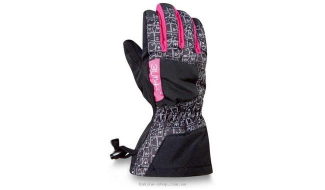 Рукавицы Dakine TRACKER JR GLOVE