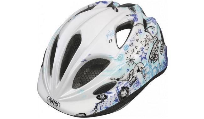 ���� Abus SUPER CHILLY Scribble Blue  S