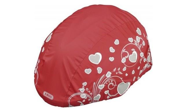 ����� �� ���� Abus Helmet Raincap KIDS girl