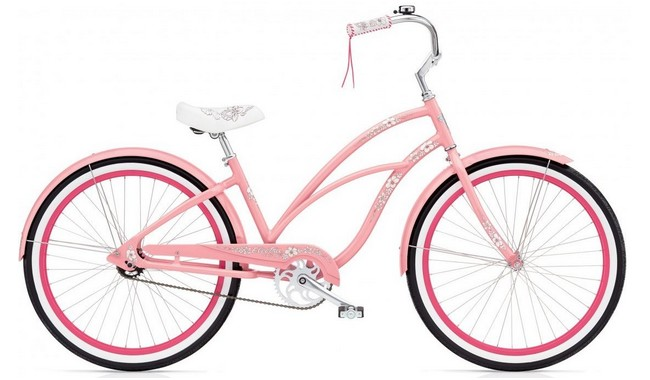 ��������� Electra Hawaii Custom 3i (Alloy) Ladies' Pink