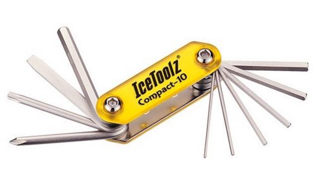 ���������� ���� ICE TOOLZ 94A5 �������� 10 ������������ Compact-10 ����