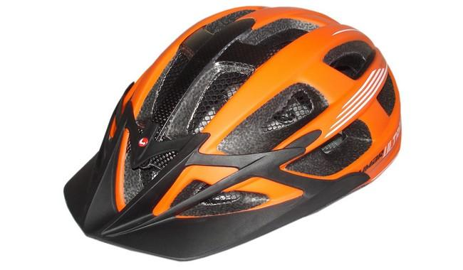 Шлем Limar Carbon ULTRALIGHT MTB MATT ORANGE (56-52 см)