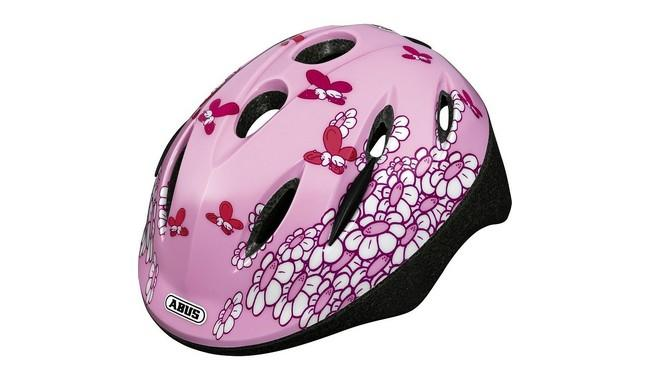 Шлем Abus SMOOTY Zoom Pink Butterfly S
