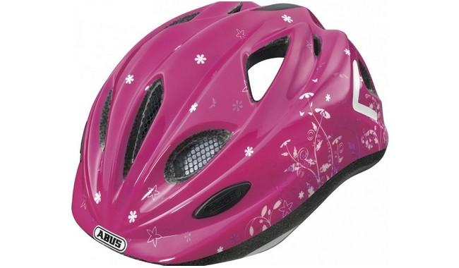 Шлем Abus SUPER CHILLY Garden Pink S (46-52 см)