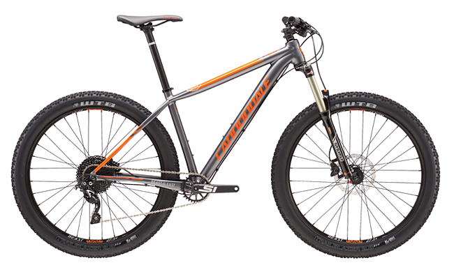 Велосипед Cannondale Beast of the East 3
