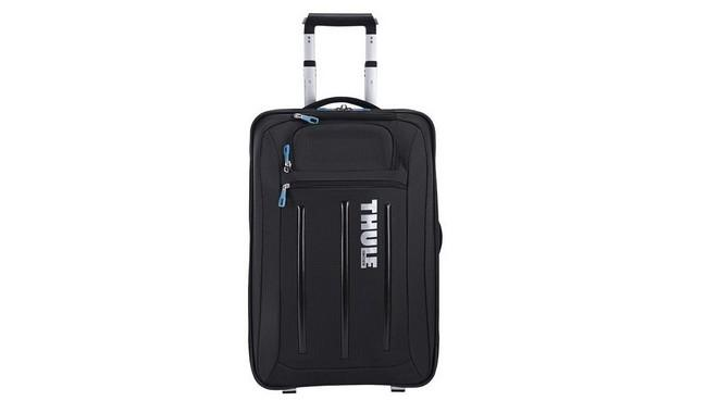 Thule Crossover 58cm/43,5L Upright with Suiter - black