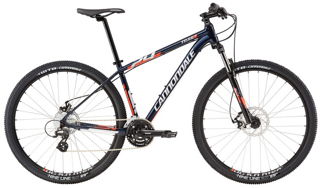 Велосипед Cannondale Trail 7 29 ER