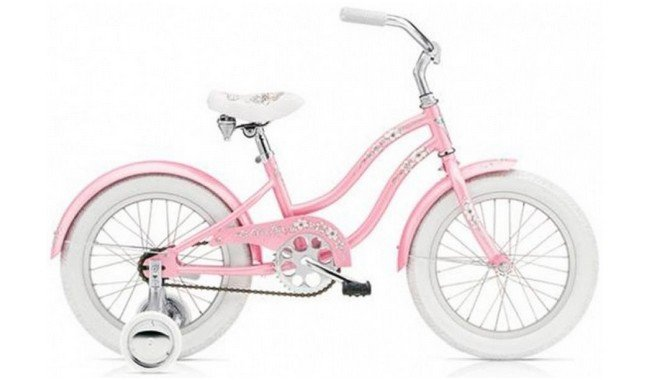Велосипед Electra Hawaii Kids 1 Pink girls 16""