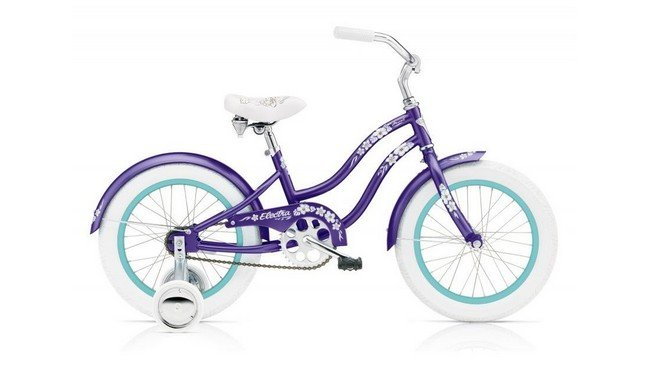 ��������� Electra Hawaii Girl's Purple Metallic 16''