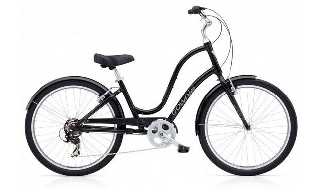 Велосипед Electra Townie Original 7D Ladies' Black