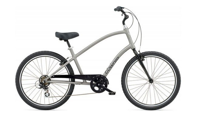 Велосипед Electra Townie Original 7D Men's graphite