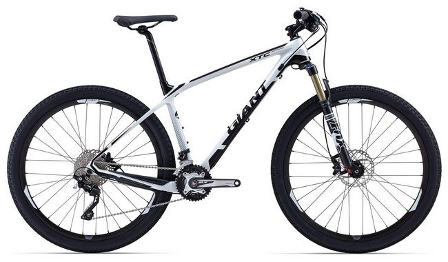 Велосипед Giant XtC Advanced 2