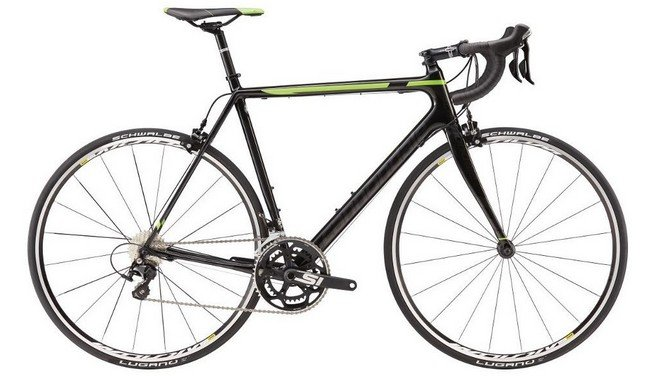 Велосипед Cannondale SuperSix EVO 105 5