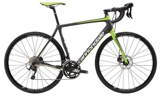 Велосипед Cannondale Synapse SM Carbon Disc 105 5