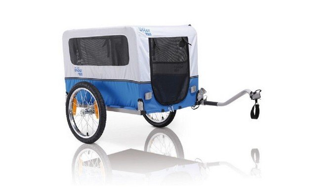 Велоприцеп XLC BS-L02 Doggy Van, 16""