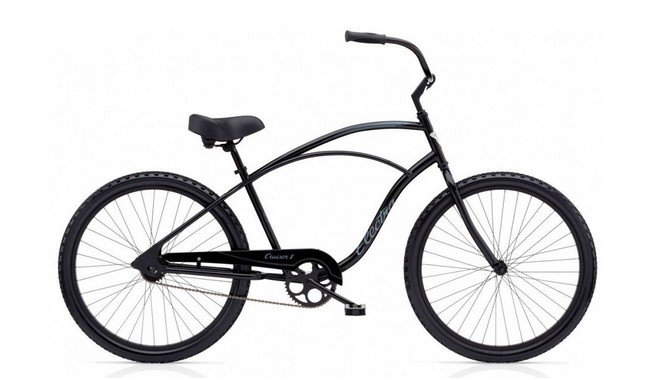 Велосипед Electra Cruiser 1 Men's Black 24""