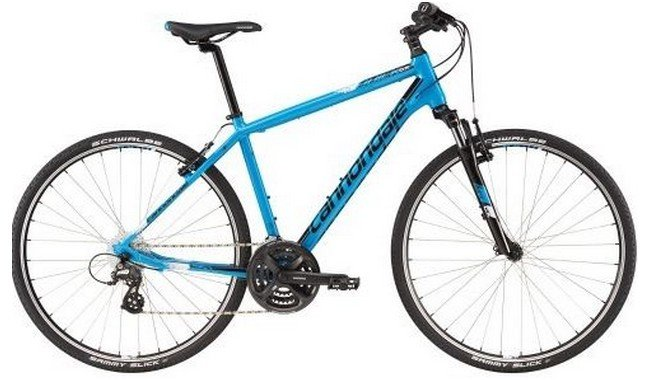 Велосипед Cannondale Quick CX 5