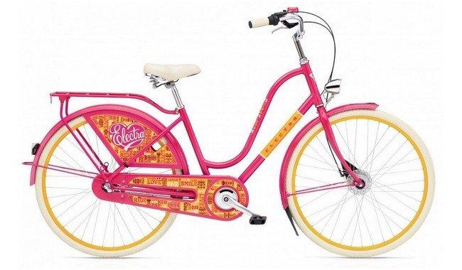 ��������� Electra Amsterdam Fashion 7i Joyride Bright Pink