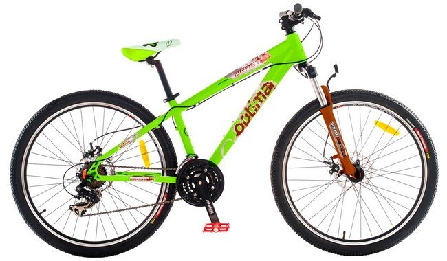 "��������� � ������� 26"" Optimabikes BEAST HLQ AM DD Al ������� 2014"